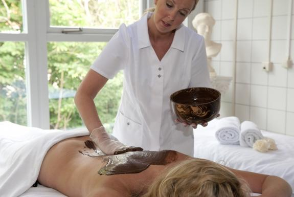 Hot chocolate massage - Wellness & Beauty De Parel | Résidence Wijngaerde